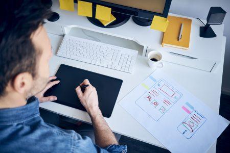 Web designer job